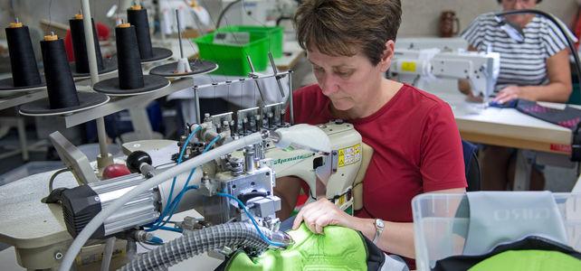 Hochwertige Medizintechnik Aus Textilien